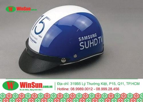 Dây chuyền sản xuất mũ bảo hiểm chuyên nghiệp tại Winsun