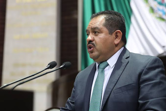 Propone José Guadalupe Aguilera citar a comparecer al secretario de Salud ante la Comisión Permanente