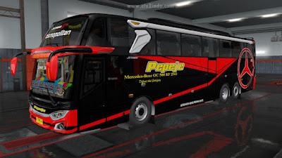 Pepeje Scania K410