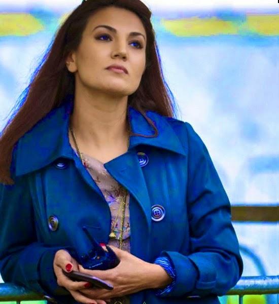 Pakistani Tv Drama Reham Khan Hot Video Leaked In England -4640