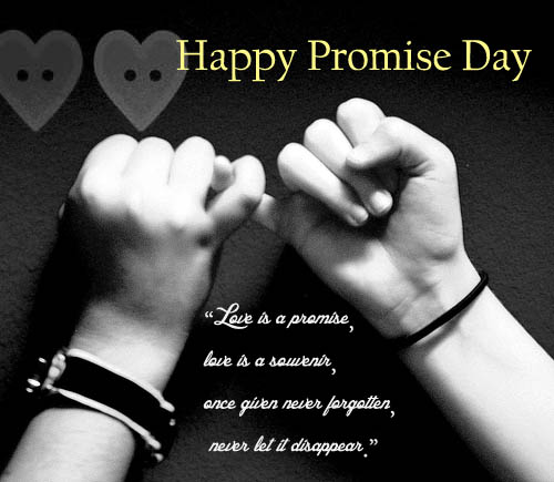 Happy Promise Day Shayari for Girlfriend in Hindi