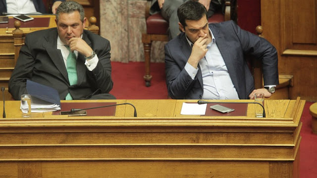 Το δημοψήφισμα στα Σκόπια φέρνει εκλογές στην Ελλάδα τον Οκτώβριο