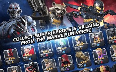 Marvel Contest of Champions v7.0.1 Mod Apk (High Damage)2