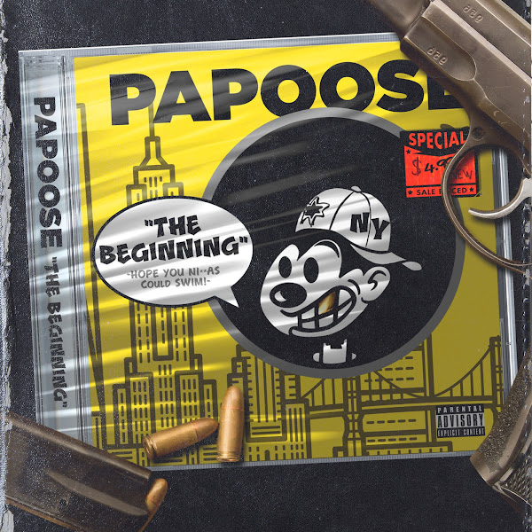 Papoose - The Beginning - Single  Cover