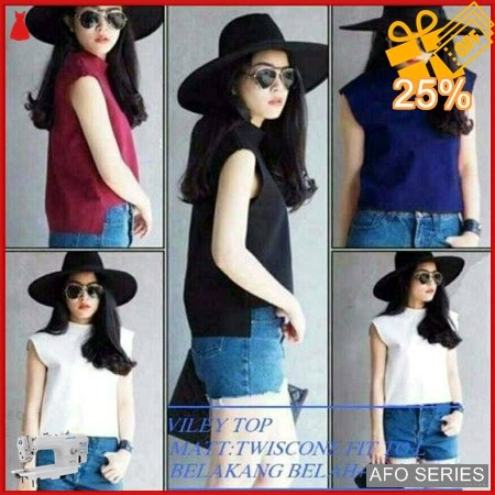 AFO503 Model Fashion Viley Top Modis Murah BMGShop