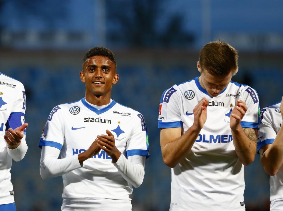 <Eritrean Midfielder Tesfaldet Tekie to Transfer from IFK to KAA Gent for &euro;1.6 Million Euros