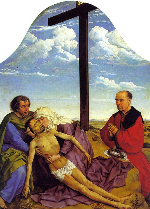 the fame of rogier van der weyden art essay Rogier van der weyden or roger de la pasture (1399 or 1400 – 18 june 1464)  was an early  however his fame lasted only until the 17th century, and largely  due to  karel van mander wrote that the great artistic contribution of rogier van  der  rogier van der weyden: an essay with a critical catalogue of paintings.