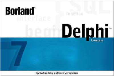 Belajar Dasar Pemrograman Borland Delphi 7 Untuk Pemula - Seperti biasa, dalam bahasan materi kali ini saya akan mengulas tentang bahasa pemrograman Borland Delphi 7. Mungkin sebagian dari anda sudah ada yang mengenal pemrograman satu ini atau bahkan diantara anda masih ada yang belum mengetahui sejauh apa mekanisme pemrograman ini. yuk disimak!