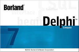 Belajar Dasar Pemrograman Borland Delphi 7 Untuk Pemula