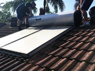 Jasa Reparasi Pemanas Air Rumah Tangga Solahart