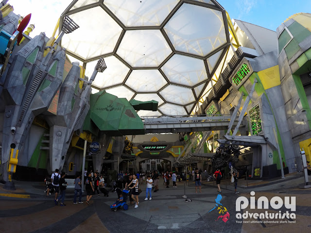 Where to buy tickets Universal Studios Singapore