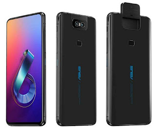 Asus ZenFone 6 launched with 8GB RAM and 48MP rotating camera