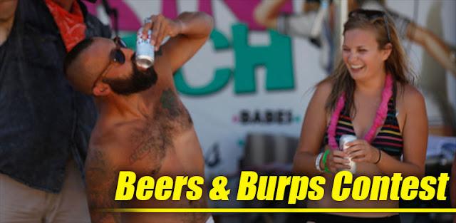 Beers & Burps Contest