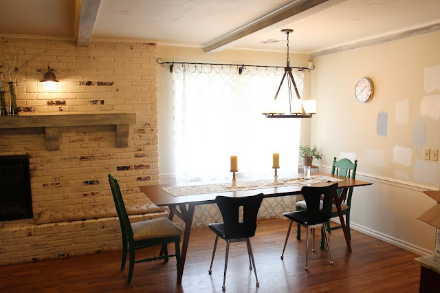 Dining Room Wainscoting Home Depot