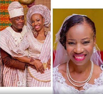 Meet 60yrs Old Woman Who Just Got Married For The First Time