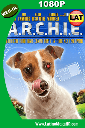 Archie: Robo-Dog (2016) Latino Full HD WEB-DL 1080P ()