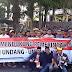 Dukung Revisi UU' KPK, Masyarakat Jember Gelar Aksi Damai