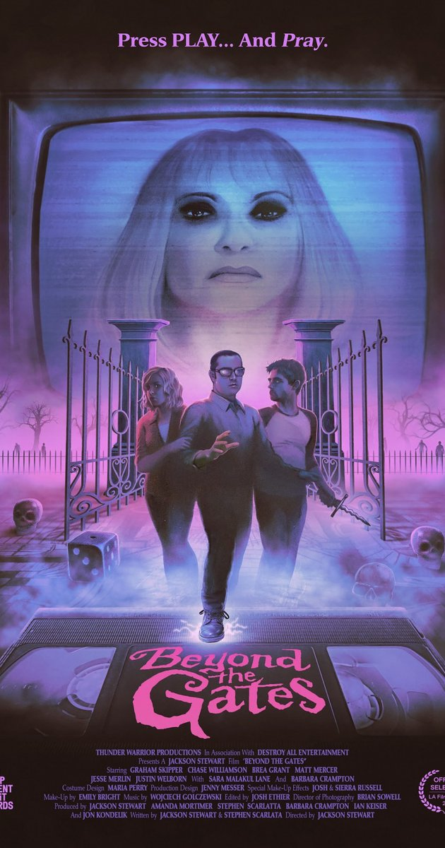 Sinopsis Filem Beyond The Gates (2017)