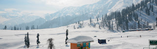 Places to visit in Jammu and kashmir (Khilanmarg)