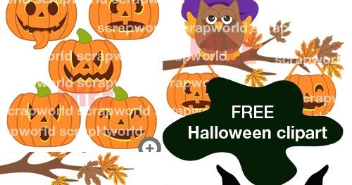 free halloween clip art invitations - photo #3