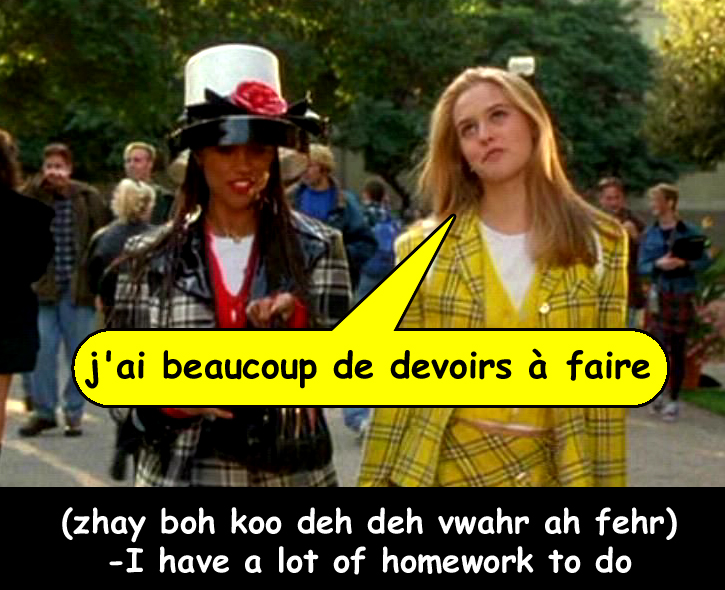 Let's Learn French Together: Children's Phrase of the Day ...