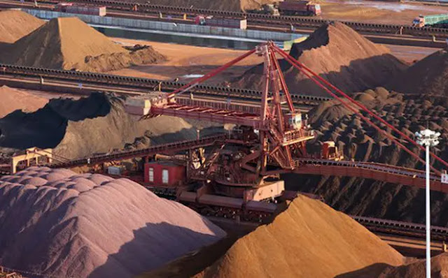 Foreign iron and steel prices increased sharply on June 9 due to concerns about iron ore supply