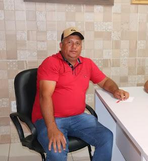 Bomba! Vice-prefeito de Governador Newton Bello, Nego da União chateia grupo político e rompe com o prefeito Roberto do Posto