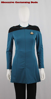 TNG medical smock (style 2) for sale