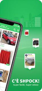 Shpock, l'app-mercatino degli annunci e delle belle cose vicino a te vers 4.0.2