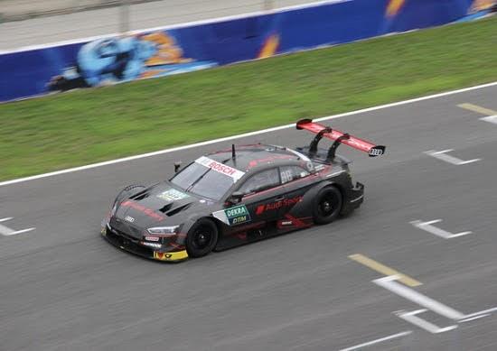 Erfolgreicher DTM-Test für Audi in Jerez