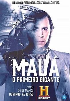 Mauá: O Primeiro Gigante – Minissérie Torrent (2019) Nacional HDTV 720p Download