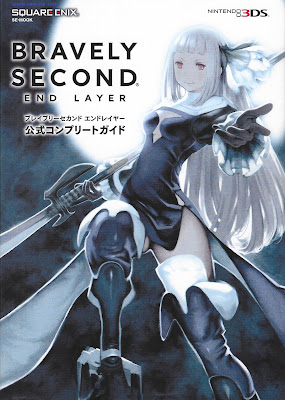Bravely Second End Layer Official Complete Guide