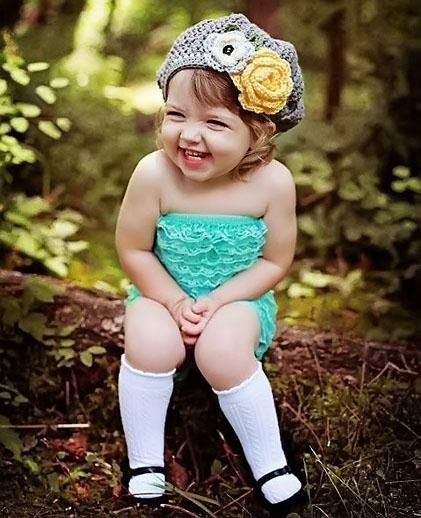 Pic Funny Pictures (# Cute baby girl . Funny baby girl ...