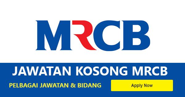 Jawatan Kosong di MRCB
