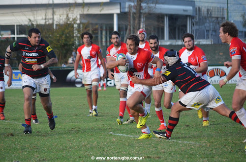 El Jockey Club confirmó su buen momento ante Tigres RC