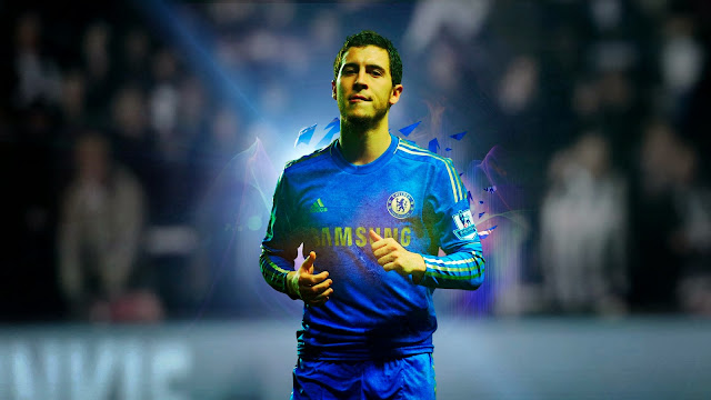 Eden Hazard 4k HD Wallpapers