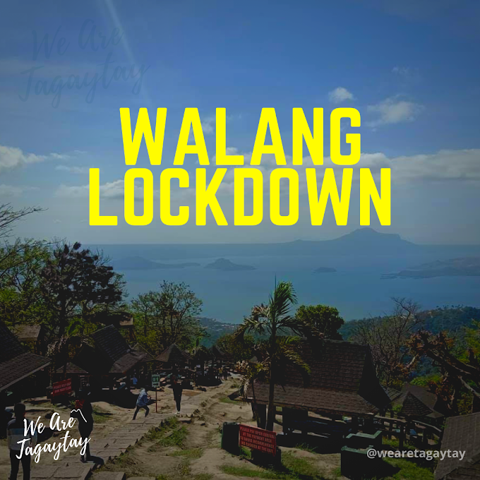"""Tagaytay Lockdown"" is fake news"