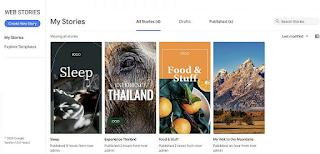 Google Luncurkan Beta Story Web-Powered Plugin untuk WordPress AMP