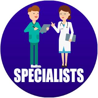 specialists in spanish