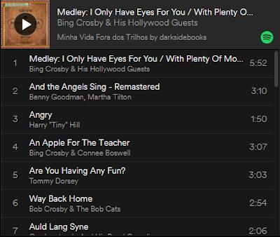 Playlist Minha Vida Fora dos Trilhos