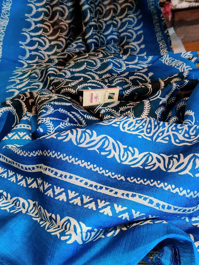 Latest Pure Silk (3Ply) Saree