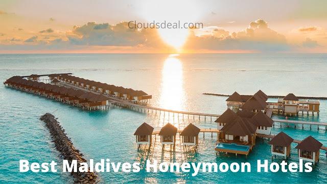 Maldives Honeymoon Hotels