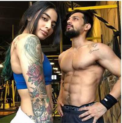 Yuvraj Thakur Girlfriend