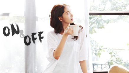 snsd yoona on and off