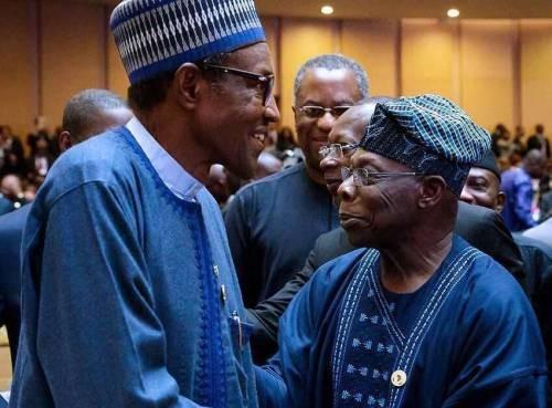 if you love Nigeria dont vote Buhari in 2019- Obasanjo tells Nigerians