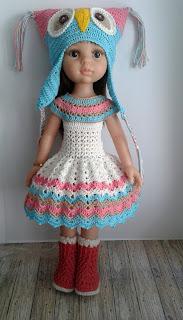 #Комплект_для_куклы_Паола_Рейна