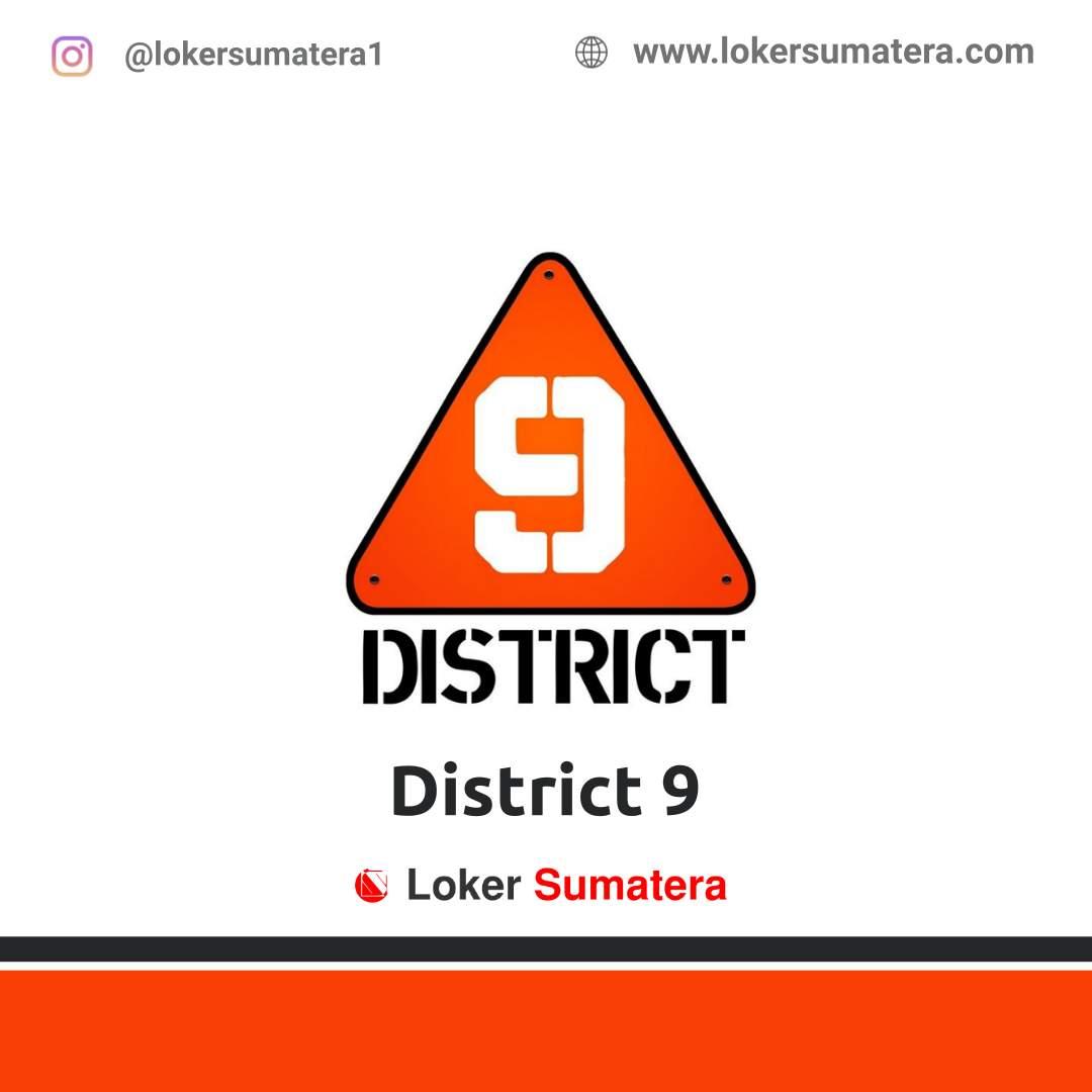 Lowongan Kerja Bengkulu: District Nine Januari 2021
