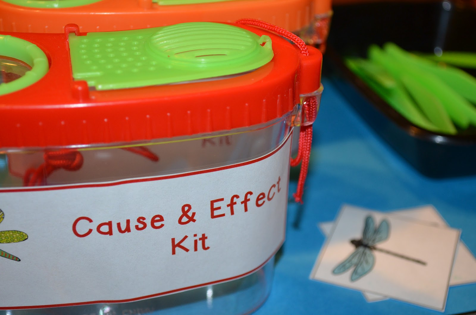 Literacy Amp Math Ideas Create Cause And Effect Kits