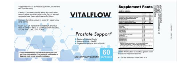 VitalFlow Prostate
