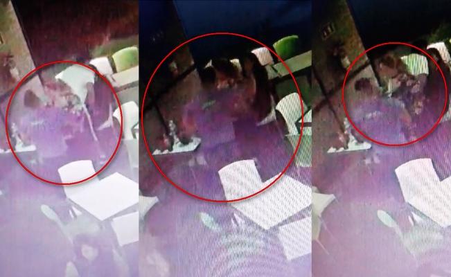El siguiente Video muestra que Laura Karen Espíndola Fabián no estuvo desaparecida, estuvo en un bar